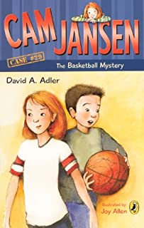 Cam Jansen And The Basketball Mystery (Turtleback School & Library Binding Edition) (Cam Jansen Adventure)