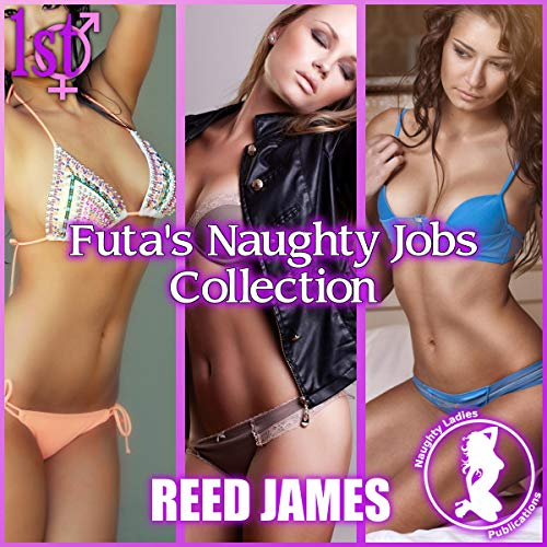 Futa's Naughty Jobs Collection audiobook cover art