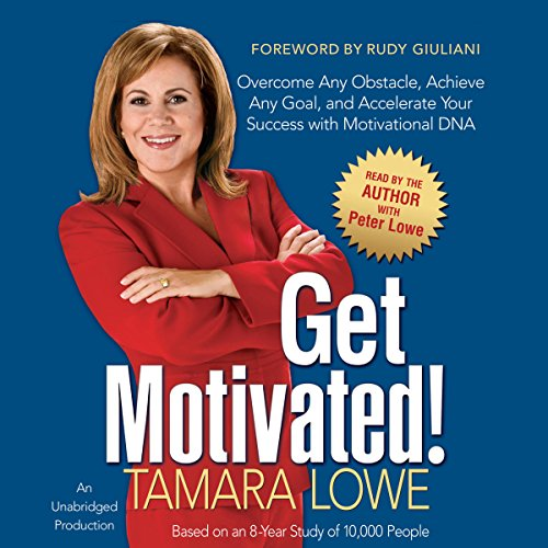 Get Motivated! audiobook cover art