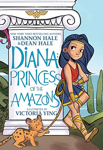 Diana: Princess of the Amazons (English Edition)