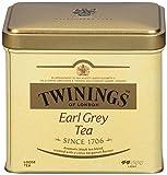 Twinings of London Earl Grey Loose Tea Tins, 7.05 Ounces (Pack of 6)