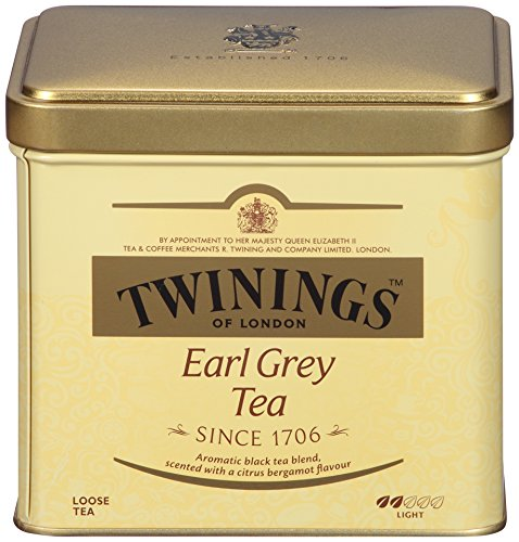 Twinings of London Earl Grey Loose New popularity Pack Very popular o 7.05 Tins Ounces Tea