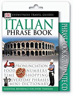 Italian Book and CD (EW Travel Guide Phrase Books)