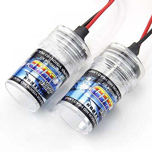 Boomboost New Car Xenon HID Ampoule une paire de xénon HID lampe 9004 3000 K
