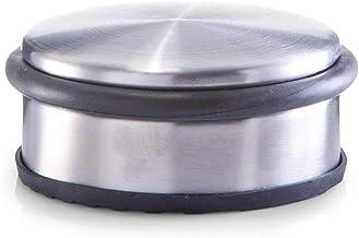 Zeller 13807, roestvrij staal, ca. Ø 6,5 x 7 cm deurstopper, 1 stuk