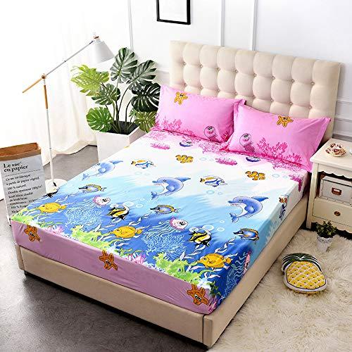 huyiming gebruikt voor waterdichte bed cover kind oudere luier bed beddengoed