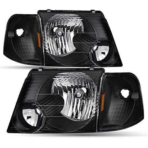 04 explorer headlight assembly - 2