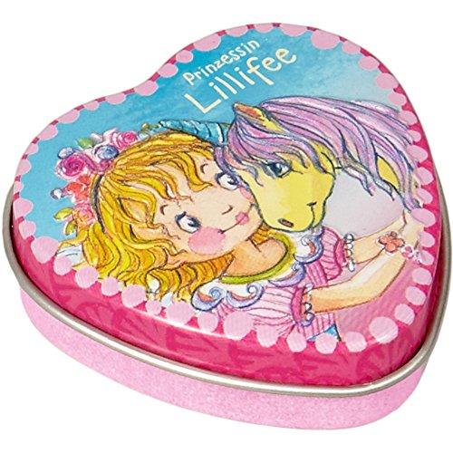 Scatoletta a forma di cuore per i dentini da latte, Principessa Lillifee