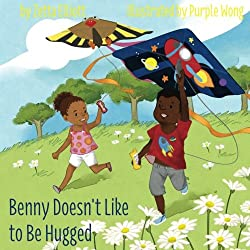 Benny Doesn't Like to Be Hugged - picture books for children with autism