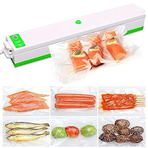 Seladora Eletrica a vacuo Embaladora 220v Termica Alimentos Acessorios Alimentos (34232)