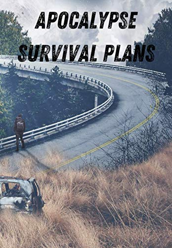 Apocalypse Survival Plans: The Notebook - Deserted Highway Edition