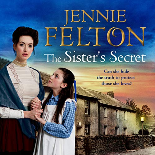 The Sister's Secret audiobook cover art