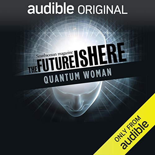 Quantum Woman audiobook cover art