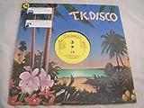 Funk Reaction / For The Love Of It VINYL 12' – T.K. Disco – TKD 78