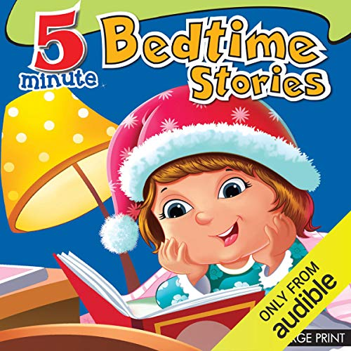 5 Minute Bedtime Stories cover art