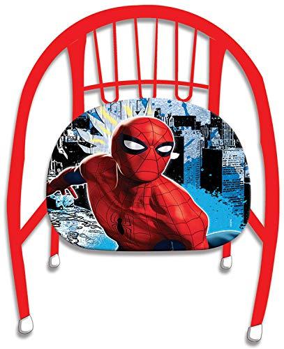 Diakakis Kinderstuhl Metallstuhl Stuhl Kindermöbel Möbel Spiderman