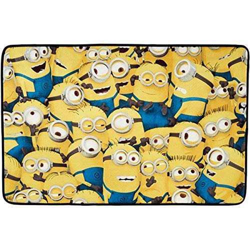 Despicable Me Minions Polyester Area Rug