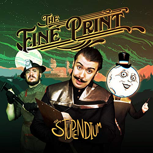 The Fine Print (The Outer Worlds Song)