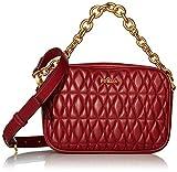 FURLA 993105 - Borsa a tracolla, da donna, 9 x 15 x 21 cm, colore: Rosso