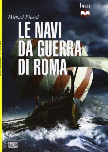 Le navi da guerra di Roma