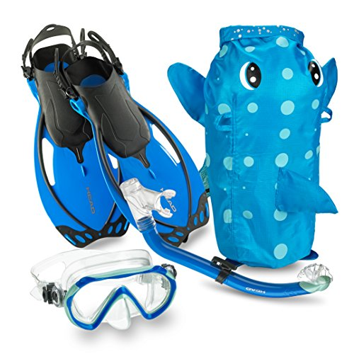 Head/Mares kids snorkeling set