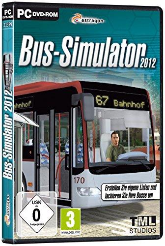 Astragon Bus-Simulator 2012 PC vídeo - Juego (PC, Simulación)