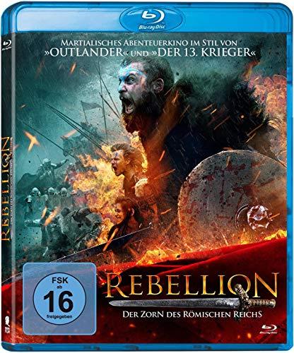 Rebellion - Der Zorn des Römischen Reichs [Blu-ray]