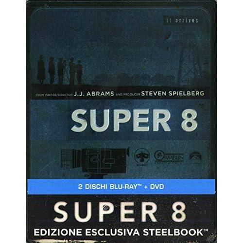 Super 8 (Steelbook-Edizione Limitata) (Blu-Ray + DVD)
