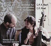 Sonatas for Viola Da Gamba & Fortepiano