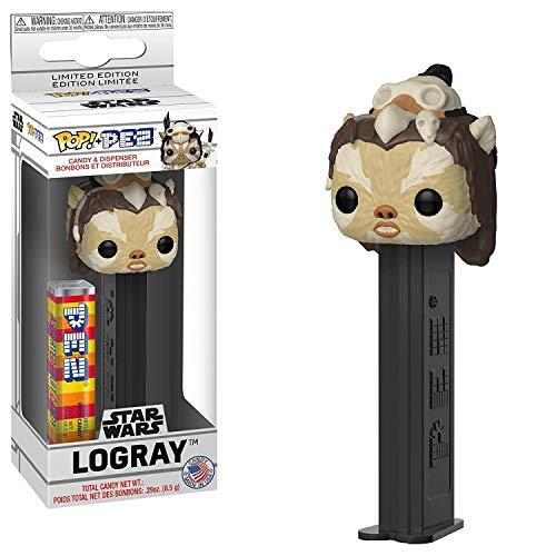 Funko Pop! Pez: Star Wars - Logray
