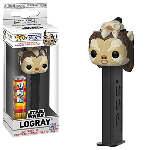 POP! Pez: Star Wars: Logray