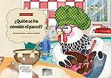 ¿Quién se ha comido el pastel?: Láminas A3 para Kamishibai con teatrillo Butai de Cartón