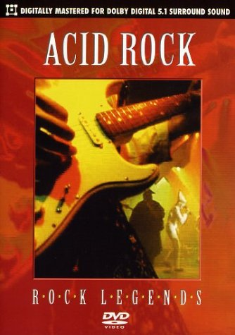 Acid Rock - Rock Legends