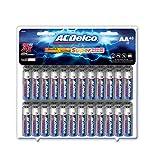 Powermax USA ACDelco 48-Count AA Batteries, Maximum Power Super Alkaline Battery