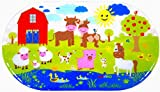 Best Bath Mat For Kids - Salinka Farm Anti Slip Baby Bath Mat Review