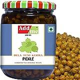 Add me Home Made Ker Teet Rajasthani Pickles Achar 500gm Glass Jar