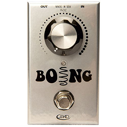 J. Rockett Audio Designs Tour Series BOING Spring Reverb Guitar Effects Pedal