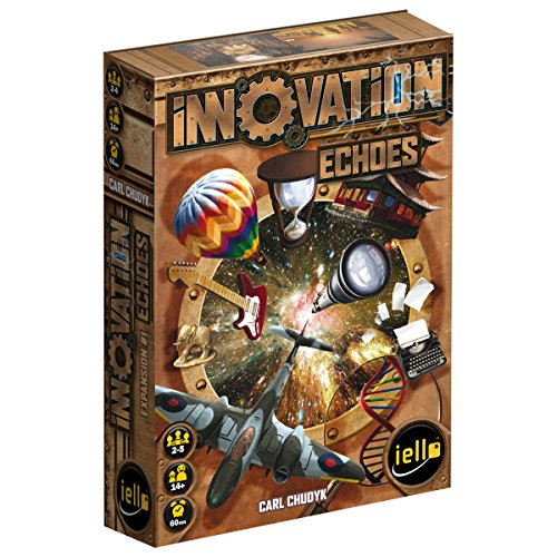 IELLO 51082 - Innovation: Echoes, Brettspiel