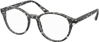 نظارات برادا PR 13 WV VH31O1 لون رمادي لامع