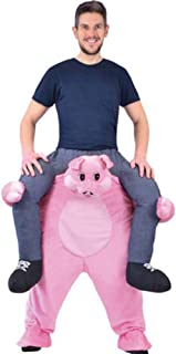 Shoulder Ride On Mascot Costume Piggy Back Party Fancy Dress Carry Costume 22 Style