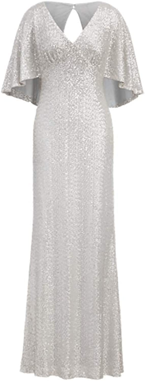 Lauren Ralph Lauren Womens Jamelia Sequined FullLength Evening Dress
