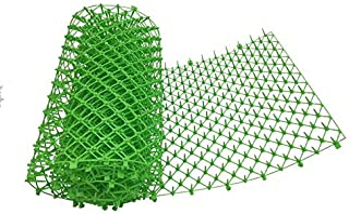 キャットスキャットマット害虫駆除用ペストチクルストリップストップキャットマット6.5FTグリーン