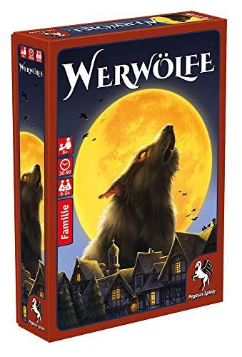 Werwölfe - Neuausgabe - Kartenspiel Brettspiel | Familienspiel | Deutsch