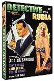 Detective con Rubia [DVD]
