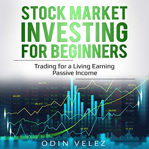 Stock Market Investing for Beginners audiobook cover art