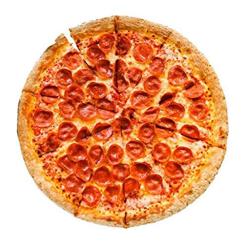 Skxinn Pizzadecke,Kuscheldecke, Runde Burrito Decke, Mikrofaser Flanell Food Creation Tagesdecke, Super Weiche Warme mit Zweiseitige Fleecedecke Sofadecke, Funny Reisedecke,Sale
