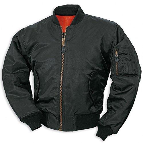 Surplus Jacke 'MA 1', Größe: XXL, Farbe: SCHWARZ