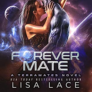 Forever Mate: A Science Fiction Alien Romance                   By:                                                                                                                                 Lisa Lace                               Narrated by:                                                                                                                                 Faith Clark,                                                                                        Arthur J. Hoyt                      Length: 5 hrs and 40 mins     1 rating     Overall 4.0