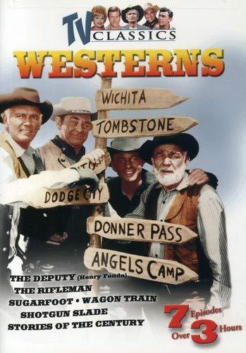 TV Classic Westerns, Vol. 2 [RC 1]