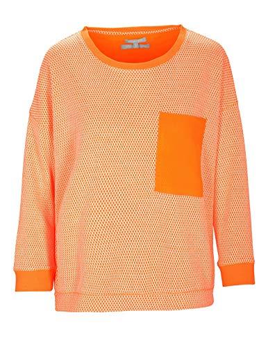 BASEFIELD Sweatshirt Neon-S